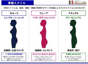 骨格スタイル分析