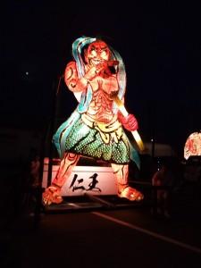 おのえねぷた祭り2017