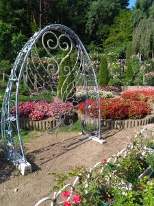 花巻温泉バラ園